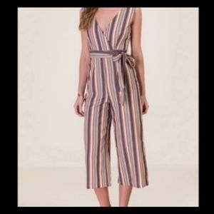 NWT Miami size large jumpsuit